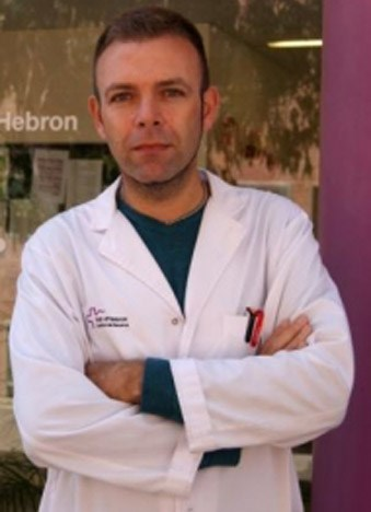 Dr. Joan Montaner. MD, PhD